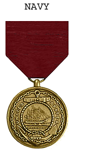 United States Navy Good Conduct Medal Military Decoration Information