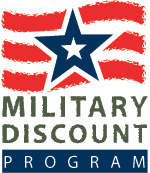 Learn about military discount and promotion programs