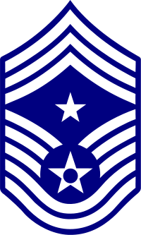 Air Force Command Chief Master Sergeant