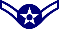 Patch of a Airman Basic