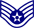 Air Force Staff Sergeant - Equivalent to Petty Officer Second Class