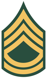 Salary of a Sergeant First Class