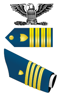 Rank badge of a Captain