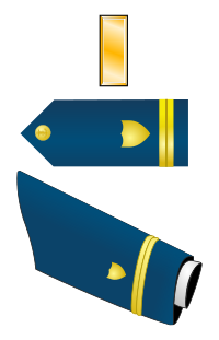 How to get promoted to Ensign