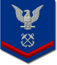 Patch of a Petty Officer Third Class