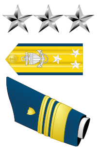 Coast Guard Vice Admiral
