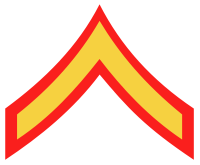 Marine Corps Private First Class