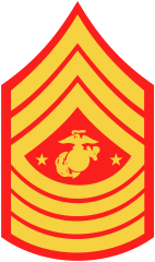 Marine Corps Sergeant Major Of The Marine Corps