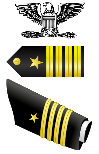 Navy Captain Military Ranks