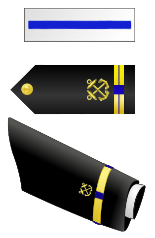 Rank badge of a Chief Warrant Officer 5