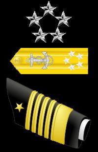 Navy Fleet Admiral