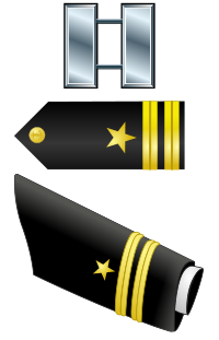 Rank badge of a Lieutenant