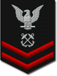 Navy Petty Officer Second Class
