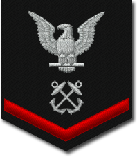 Navy Petty Officer Third Class