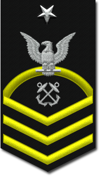 Navy Senior Chief Petty Officer