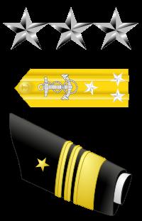 Navy Vice Admiral