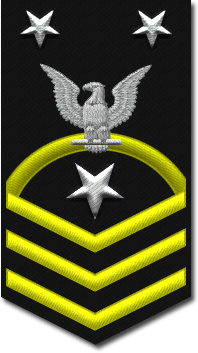Salary of a Command Master Chief Petty Officer