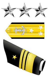 Navy Vice Admiral